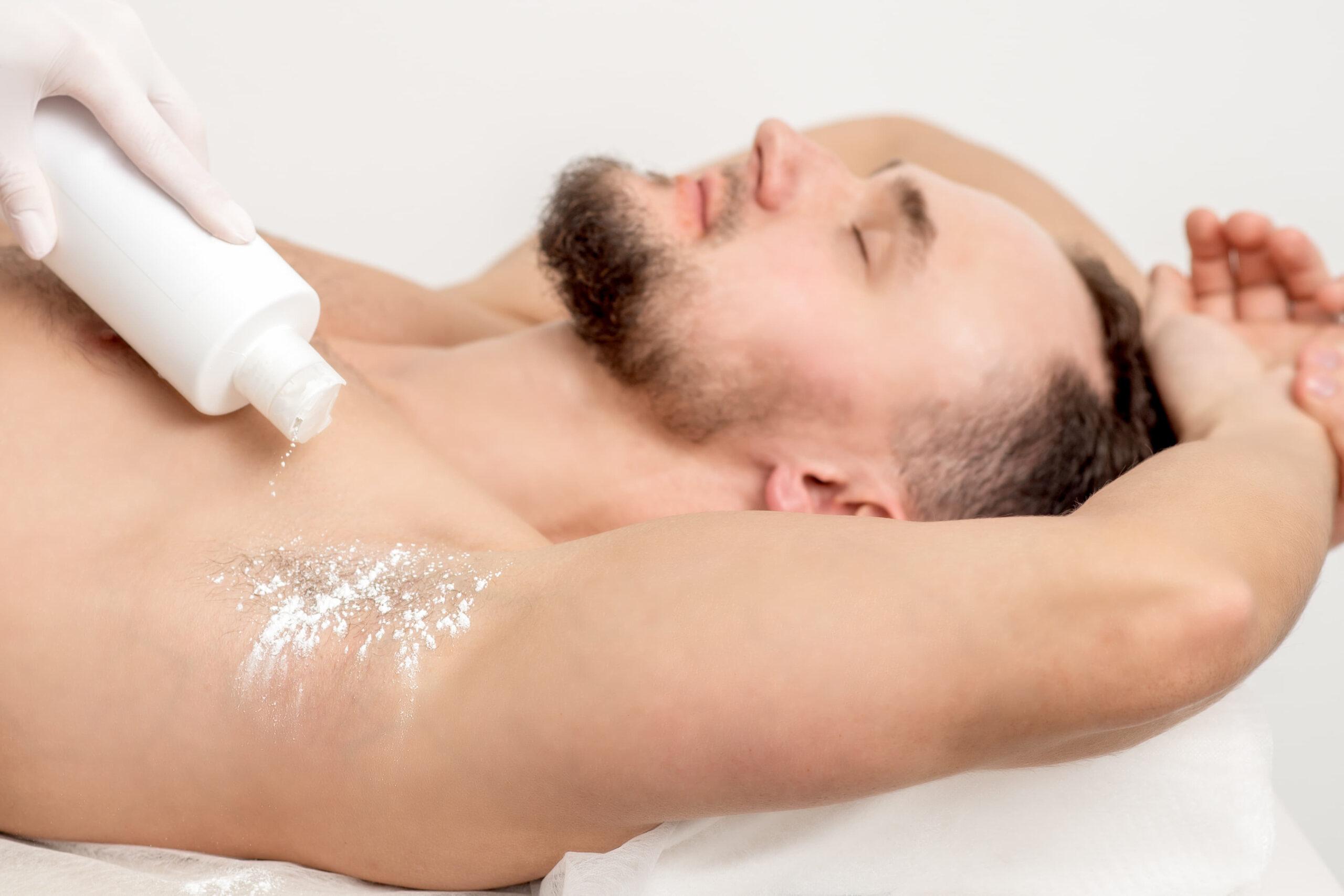 male waxing near me